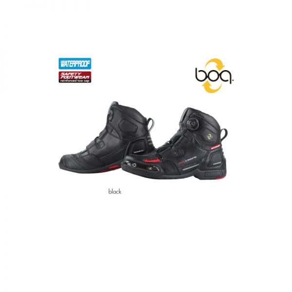BK-076 WP Protect Boa Riding Shoes SPORT