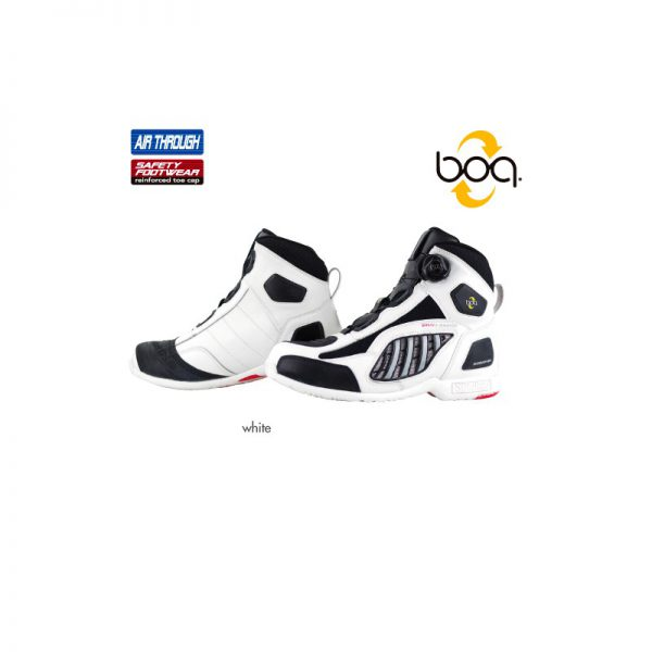 BK-079 Air Through Protect Boa Shoes (without toe slider)