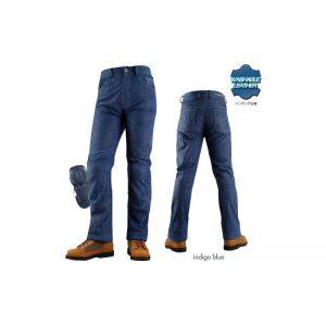 PK-632 Premium Vent Leather Jeans