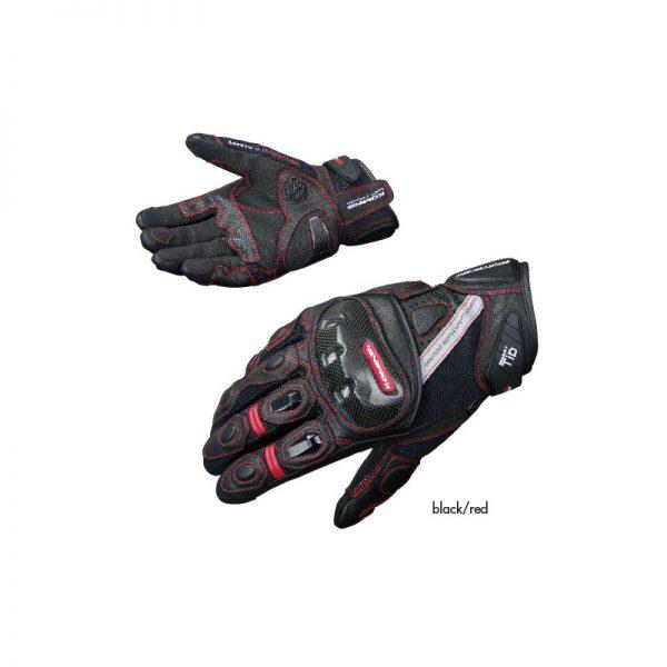 GK-160 Protect Leather M-Gloves BRAHMA