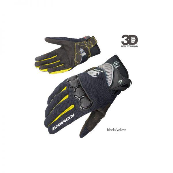 GK-162 3D Protect M-Gloves Plus