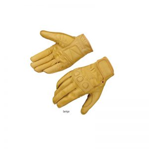 GK-720 Vintage Leather Gloves