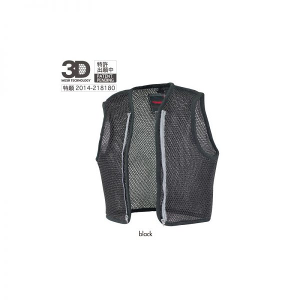 JK-078 3D Mesh Lining Vest