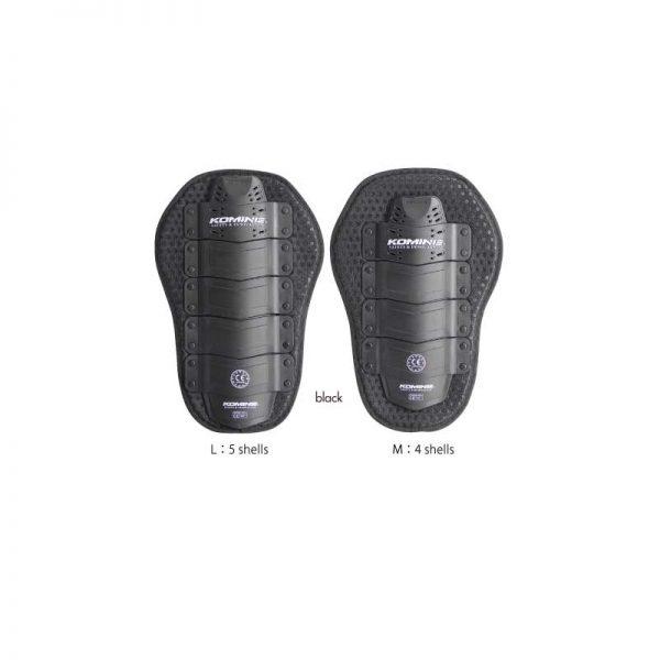 SK-802 CE Back Innner Protector DX