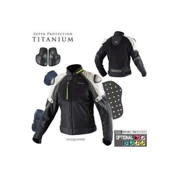JK-091 Taitanium M-JKT 3D