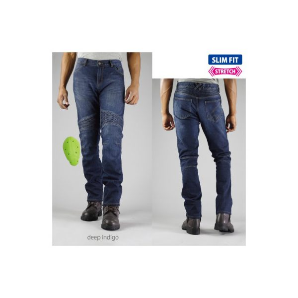 WJ-730S S/F Kevlar Jeans Light