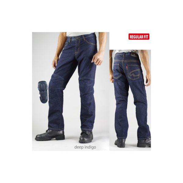 WJ-735R Kevlar Jeans-D/INDIGO