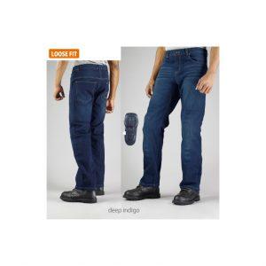 WJ-734L Kevlar Jeans-D/INDIGO