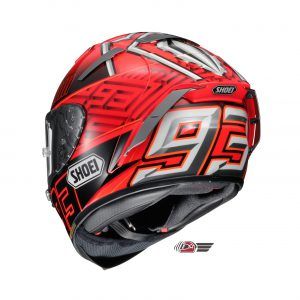 Shoei X-FOURTEEN MARQUEZ4 TC-1